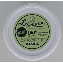 Cancoillotte au Basilic - Lehmann
