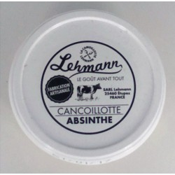Cancoillotte à l'absinthe - Lehmann