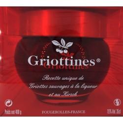 Griottines® - griottes à l'eau de vie
