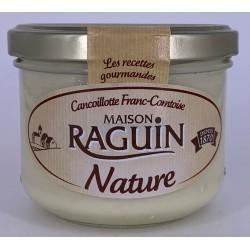 Cancoillotte nature - Pot en verre - Raguin