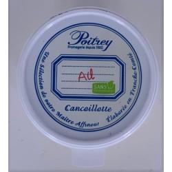 Cancoillotte ail - Poitrey