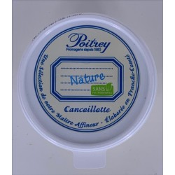Cancoillotte nature - Poitrey